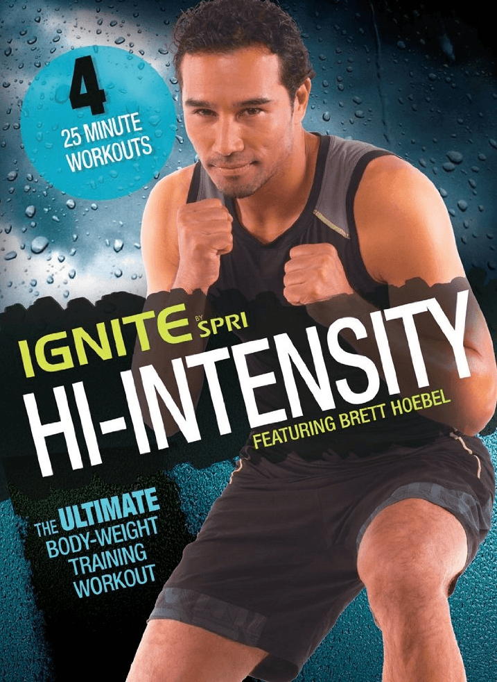IGNITE by SPRI Hi-Intensity - Collage Video