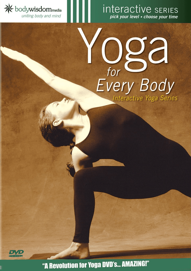 Yoga For Everybody - Collage Video
