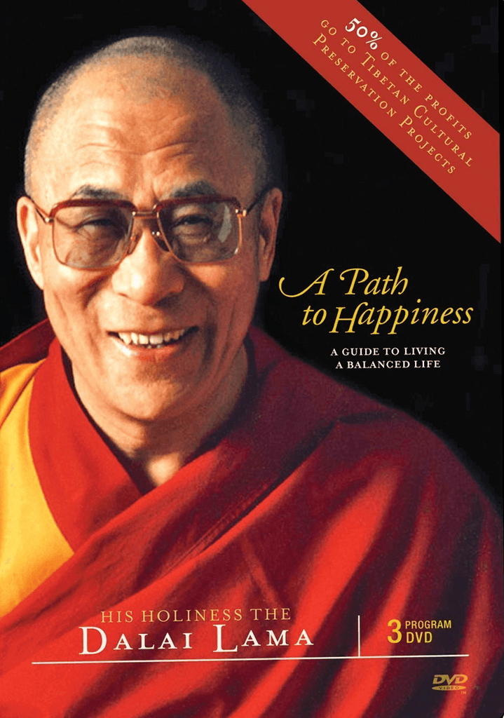 Path To Happiness: His Holiness The Dalai Lama - Collage Video