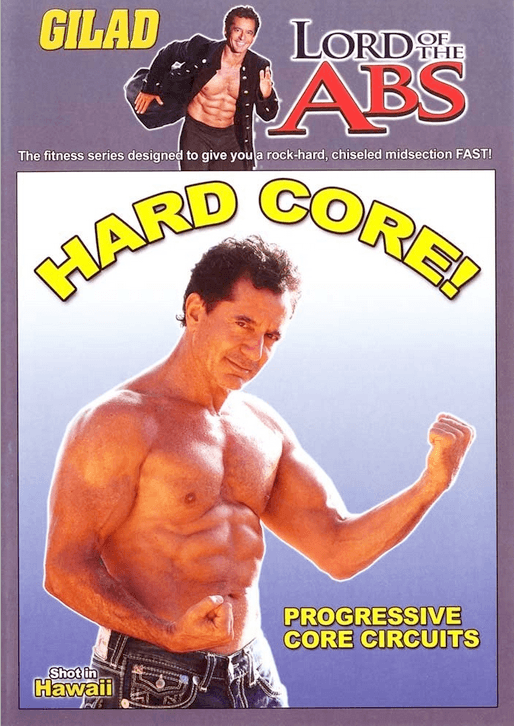 Gilad's Lord of the Abs: Hard Core - Collage Video