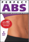 Perfect Abs (3-DVD set) with Meghan White