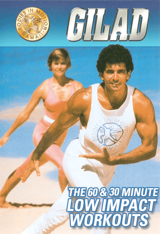 Gilad's 60 & 30 Min Low Impact Workouts