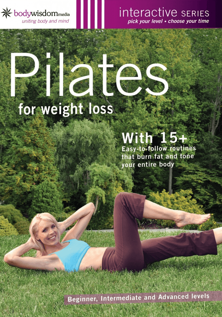 Pilates Complete For Weight Loss - Collage Video