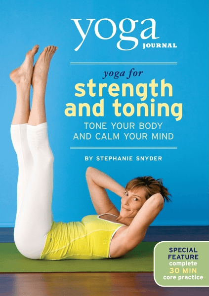 Yoga Journal: Yoga For Strength And Toning - Collage Video