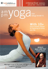 AM/PM Yoga for Beginners - Collage Video