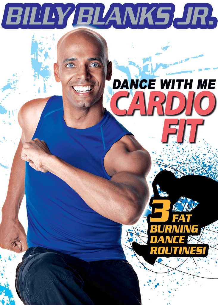 Billy Blanks Jr.'s Dance With Me Cardio Fit - Collage Video