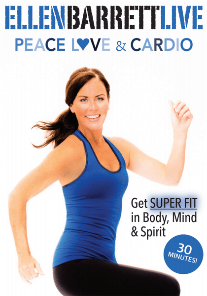 The Body Shop Careers >> Ellen Barrett Live: Peace Love & Cardio | Collage Video