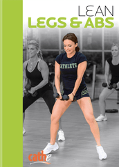 Cathe Friedrich's Lean Legs and Abs - Collage Video