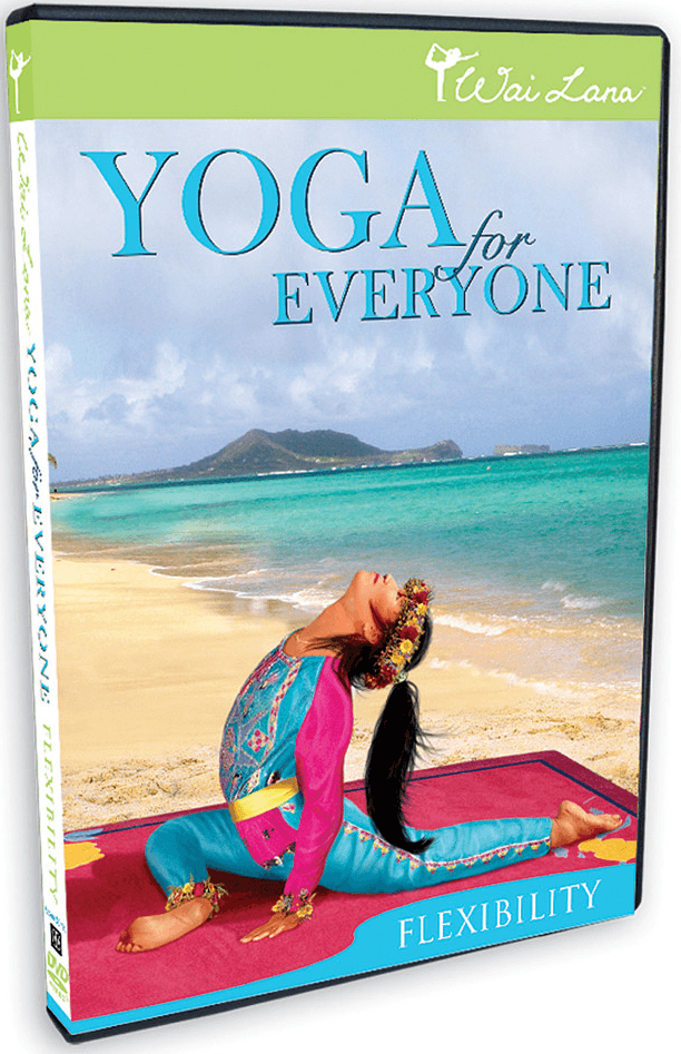 Yoga For Everyone: Flexiblity with Wai Lana - Collage Video