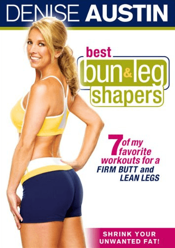 Denise Austin's Best Bun & Leg Shapers - Collage Video