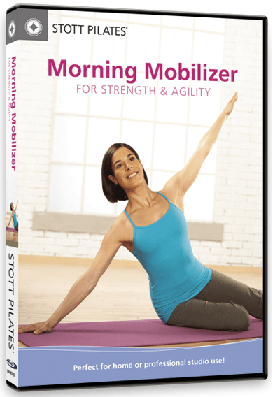 Stott Pilates: Morning Mobilizer for Strength and Agility - Collage Video