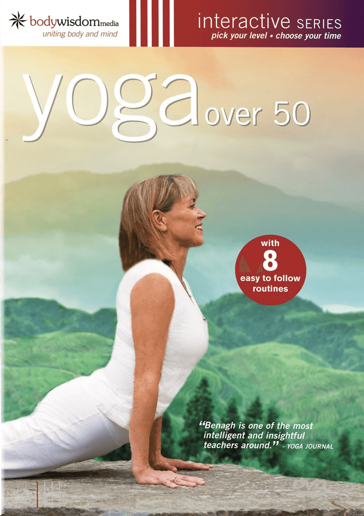 Yoga Over 50 - Collage Video