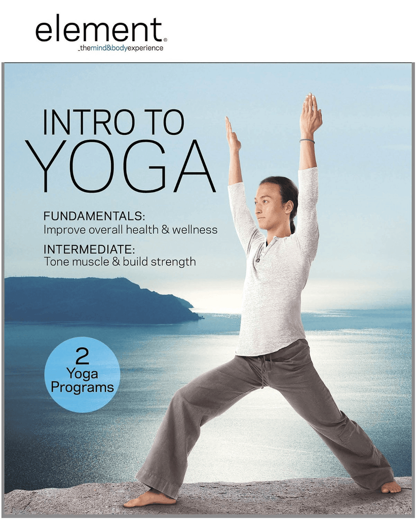 Element: Intro to Yoga - Collage Video