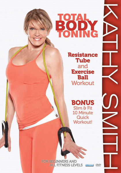 Kathy Smith: Total Body Toning - Collage Video