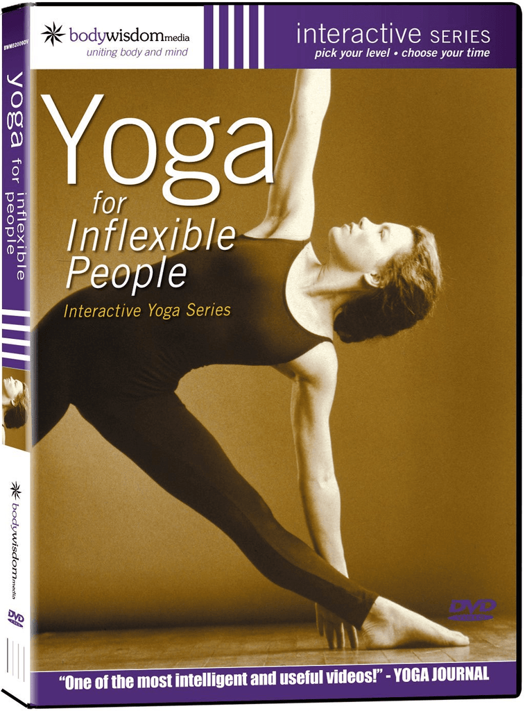 Yoga For Inflexible People - Collage Video