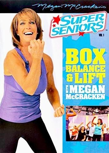 Super Seniors Box, Balance & Lift - Collage Video