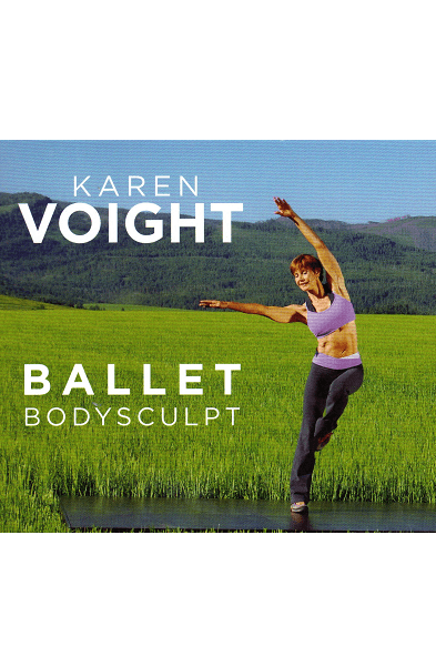 Karen Voight: Ballet BodySculpt - Collage Video