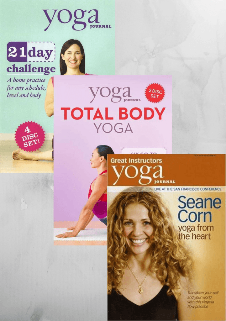 Yoga Journal Bundle - Collage Video