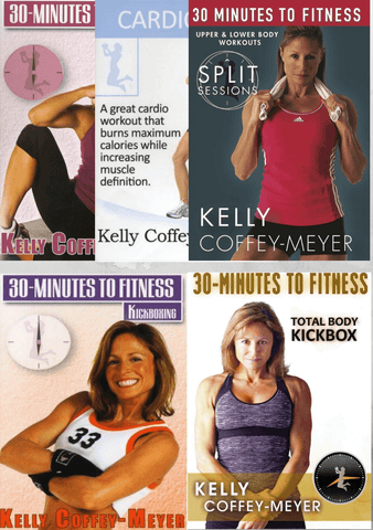 Kelly Coffey-Meyer Mega Bundle