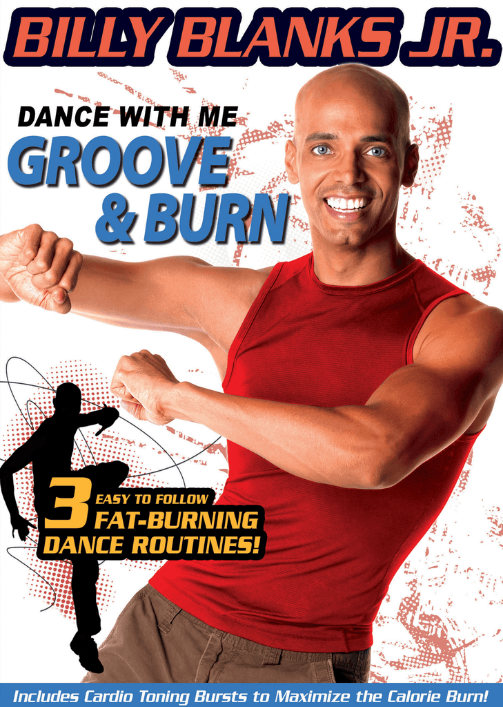 Billy Blanks Jr.'s Dance with Me: Groove and Burn - Collage Video