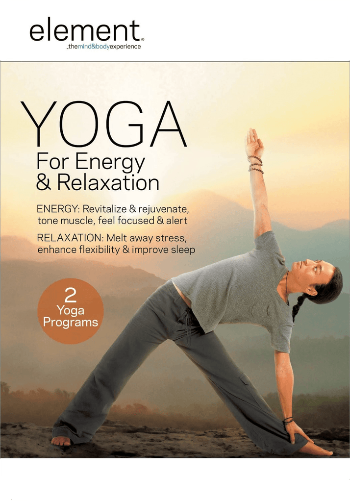 Element: Yoga for Energy and Relaxation - Collage Video