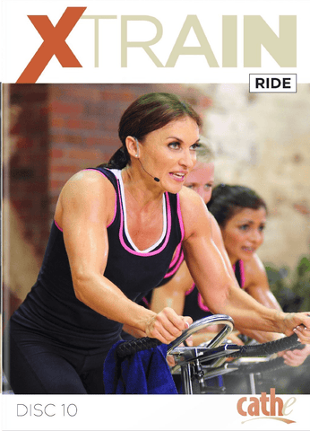 Cathe Friedrich's XTrain: Ride
