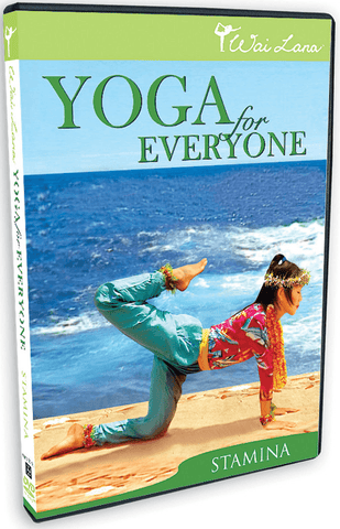 Yoga For Everyone: Stamina with Wai Lana