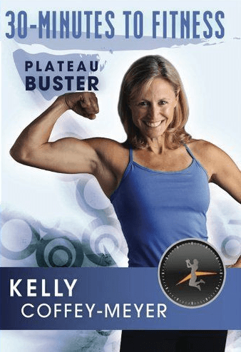 30 Minutes to Fitness: Plateau Buster with Kelly Coffey-Meyer - Collage Video