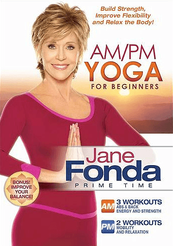 Jane Fonda's AM/PM Yoga for Beginners - Collage Video