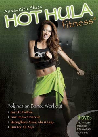Hot Hula Fitness with Anna-Rita Sloss