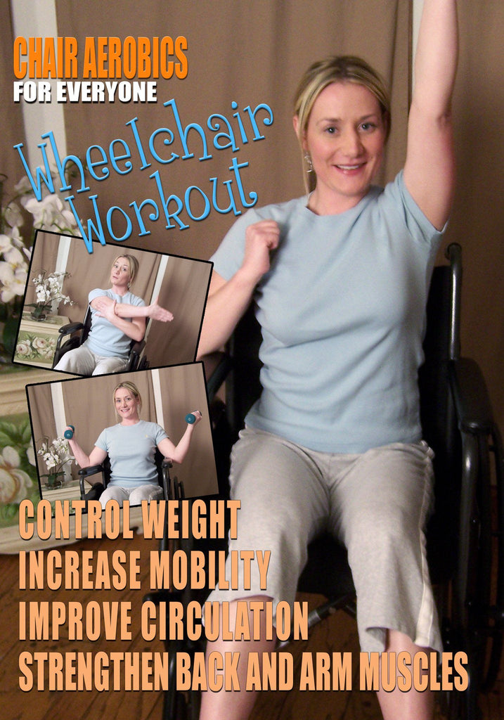 Chair Aerobics for Everyone - Wheelchair Workout - Collage Video