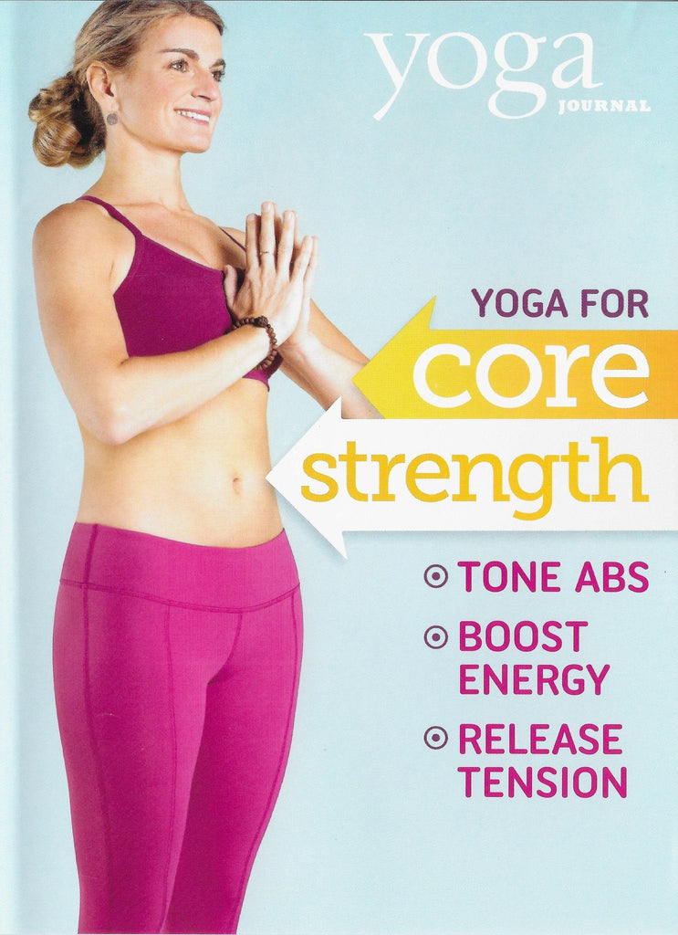Yoga Journal: Yoga For Core Strength - Collage Video