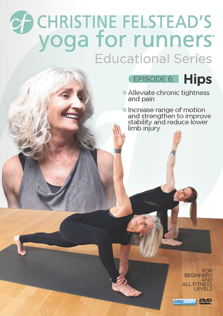 Yoga For Runners: Hips (Ep. 6) - Collage Video