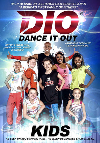 Dance It Out: Kids