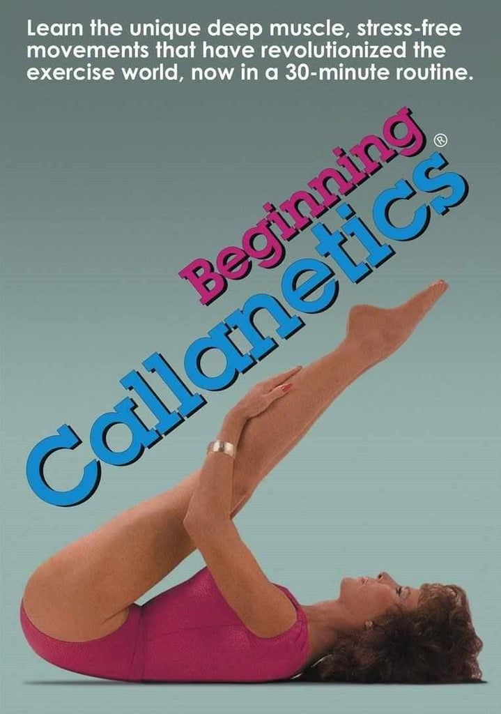 Beginning Callanetics with Callan Pinckney - Collage Video