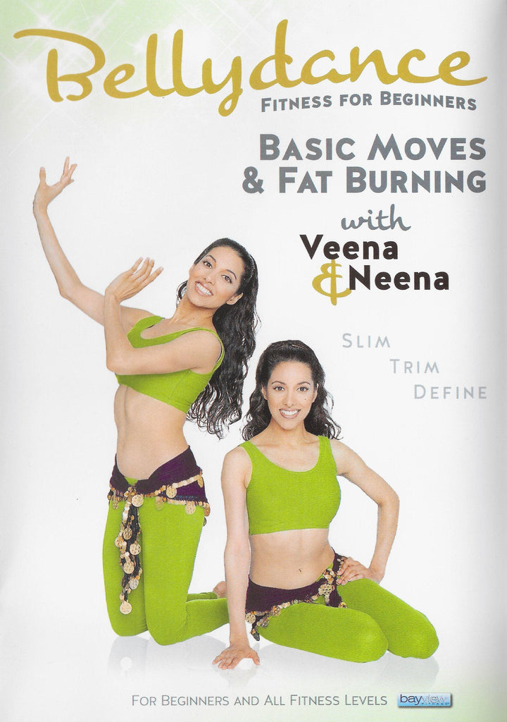 Bellydance Twins: Fitness For Beginners - Basic Moves & Fat Burn - Collage Video