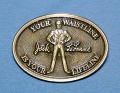 Vintage Jack Belt Buckle - Collage Video