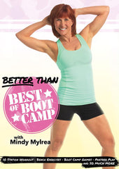 Mindy Mylrea:  Better Than Best of Bootcamp