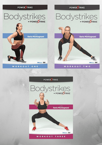 Bodystrikes by Powerstrike: Discount Bundle (Vol. 1 - 3)