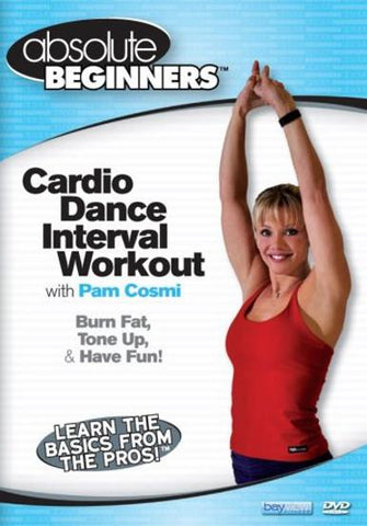Absolute Beginners Cardio Dance Interval Workout