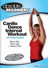 Absolute Beginners Cardio Dance Interval Workout - Collage Video