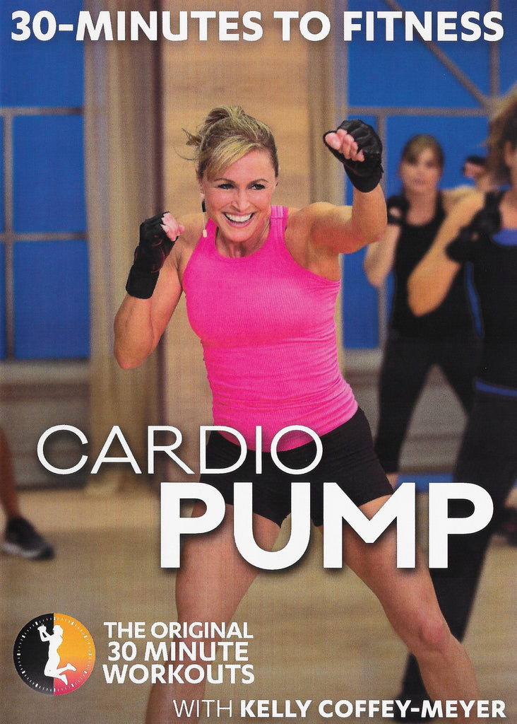 30 Minutes To Fitness: Cardio Pump with Kelly Coffey-Meyer - Collage Video