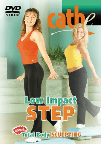 Cathe Friedrich's Low Impact Step