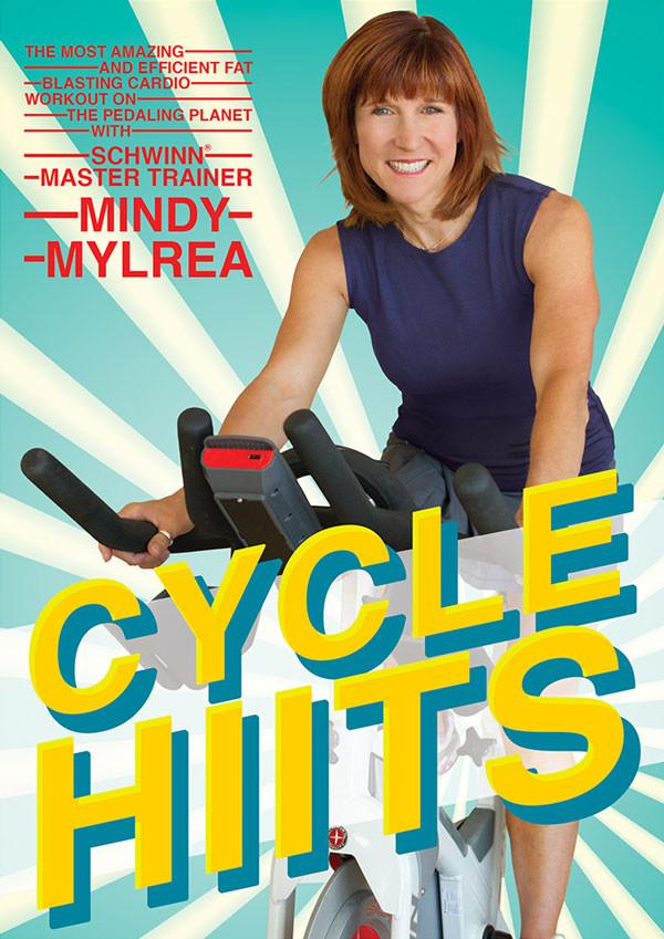 MINDY MYLREA: CYCLE HIITS - Collage Video