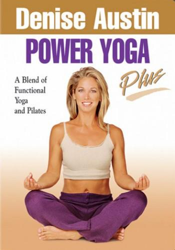 Denise Austin's Power Yoga Plus - Collage Video