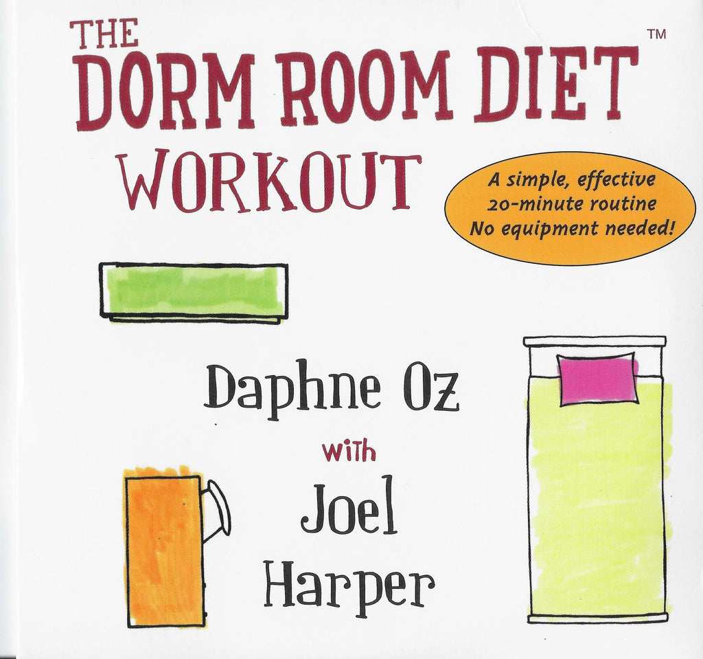The Dorm Room Diet Workout with Joel Harper - Collage Video