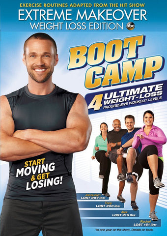 Extreme Makeover: Weight Loss Edition Boot Camp