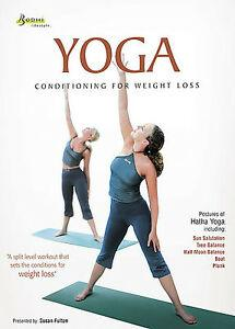 Yoga Conditioning for Weight Loss - Collage Video