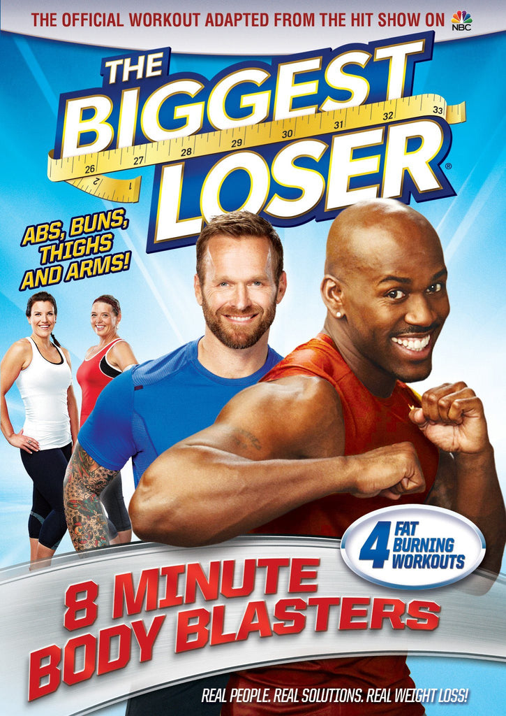 The Biggest Loser: 8 Minute Body Blasters - Collage Video