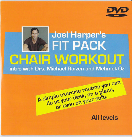 FIT PACK: Chair Workout with Joel Harper